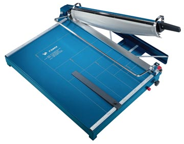 Dahle hefboomsnijmachine 567 voor ft A3, capaciteit: 35 vel