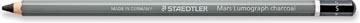 Staedtler houtskool potlood Mars Lumograph, zacht