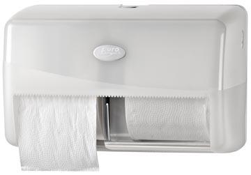 Toiletpapier en dispensers