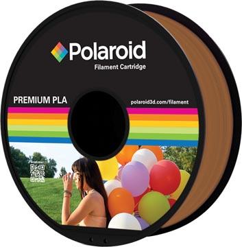 Polaroid 3D Universal Premium PLA filament, 1 kg, bruin